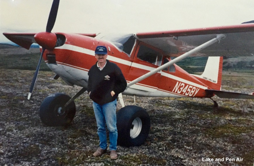 11 - LPA Founder Dave Wilder and LPA's original 180! 2